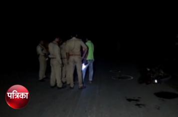 पुलिस और बदमाशों के बीच फिर हुई 'ठांय-ठांय', 25 हजार के इनामी बदमाश को लगी गोली, देखें वीडियो