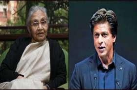 शीला दीक्षित ने शाहरुख खान की इस फिल्म को देखा था इतनी बार कि घरवालों को करना पड़ा था मना