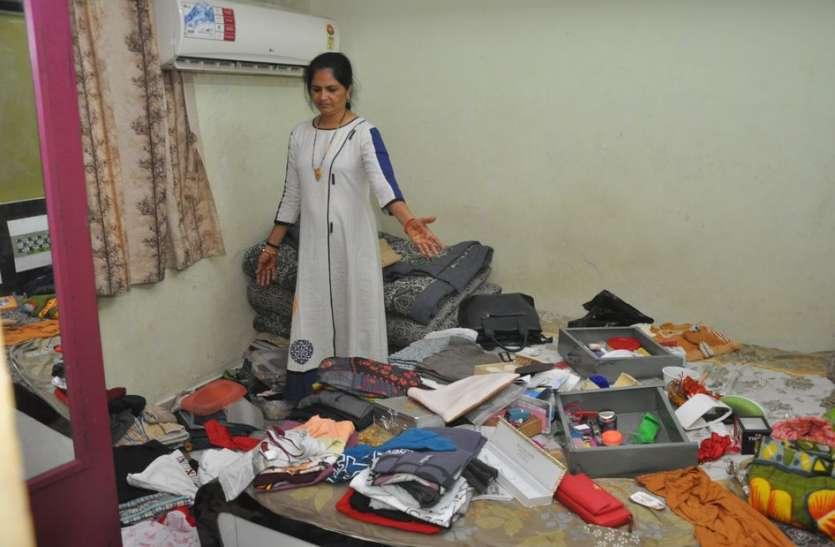 surat news : एक ही रात में आधा दर्जन घरों के ताले टूटे