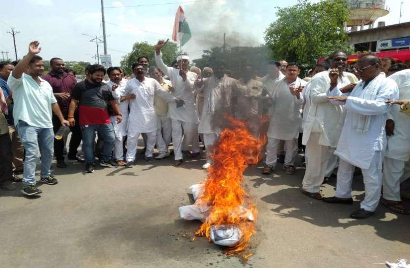 प्रदेश के हितों को अनदेखा कर रही हैं मोदी सरकार