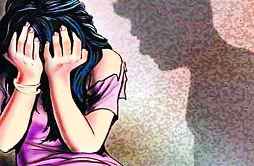 बलात्कार का आरोपी सौतेला पिता २४ घंटे में गिरफ्तार