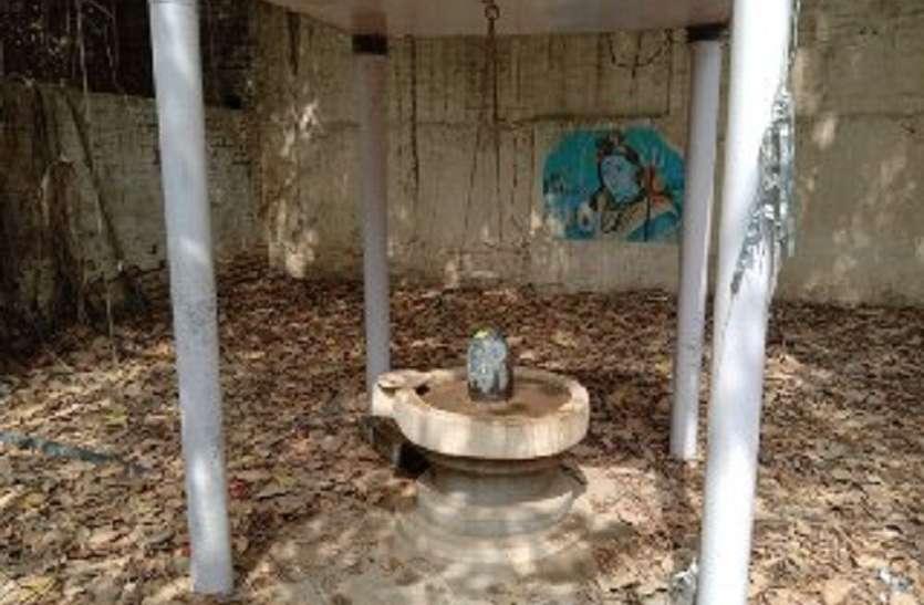 श्रीगंगानगर के इस शिव मंदिर में अब नहीं होती पूजा