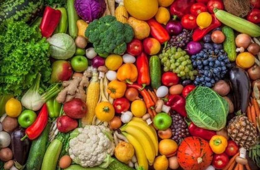 आपने किस भाव खरीदे सब्जी-फल, मण्डी में तो ये हैंं भाव