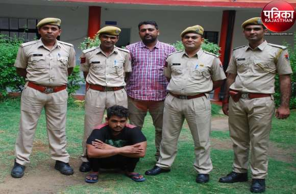 crime in pali : एटीएम मशीन से एेसे करते थे ठगी, जानकर आप भी रह जाएंगे हैरान, पुलिस ने शातिर आरोपी को दबोचा
