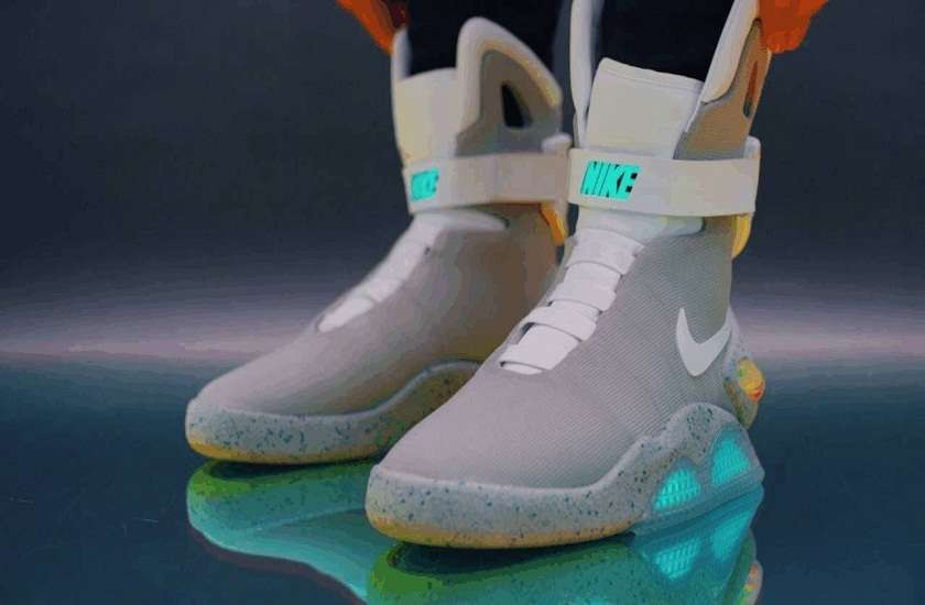 Air Mag Back to the Future 2016
