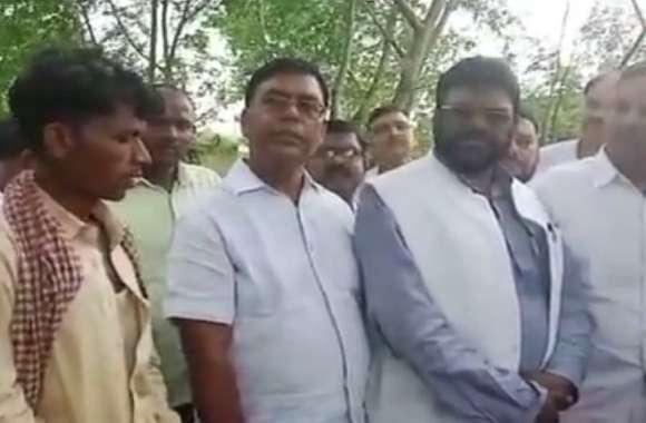 सोनभद्र के उम्भा जा रहे बसपा नेताओं को पुलिस ने रोका , लालजी वर्मा ने भाजपा को लेकर दिया बड़ा बयान