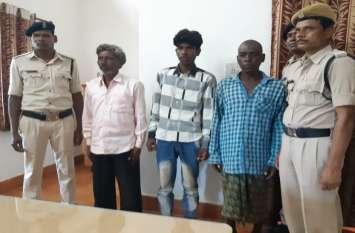 दस साल की बच्ची के साथ 56 साल के आदमी ने किया Rape, दोस्तों ने पकड़ रखे थे मासूम के हाथ, पैर