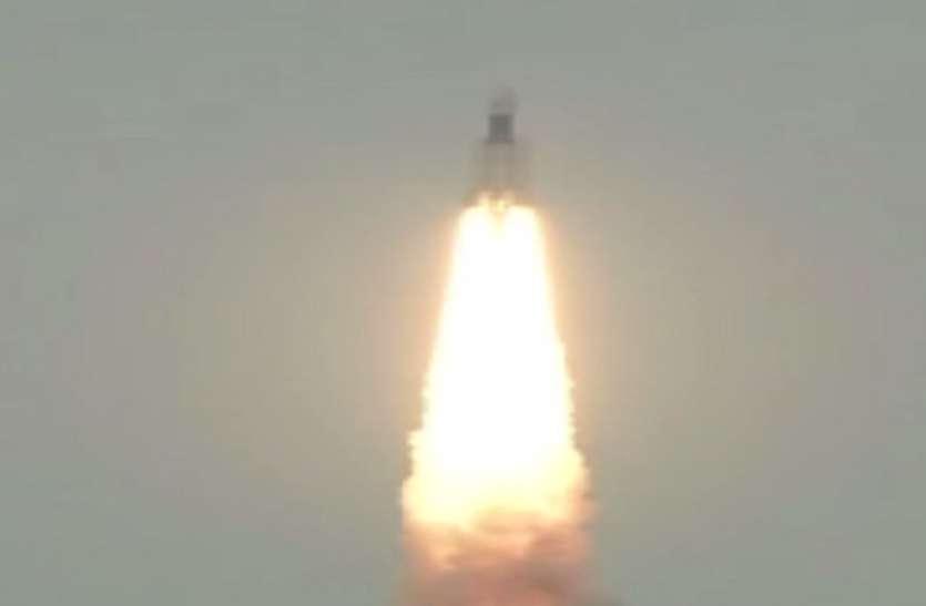 VIDEO- चंद्रयान 2 लांच: चांद पर चला हिंदूस्तान