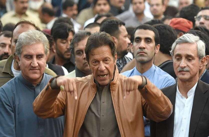 अमरीका में इमरान खान का दावा, बना देंगे पाकिस्तान क्रिकेट टीम को सर्वश्रेष्ठ