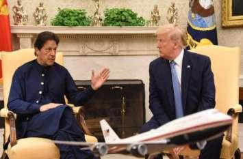 ट्रंप-इमरान मीटिंग: कश्मीर विवाद पर अमरीकी राष्ट्रपति ने की पहल, कहा- मध्यस्थता के लिए तैयार