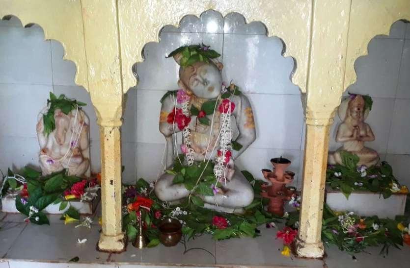 VIDEO: राजस्थान का ऐसा शिवालय, जहां भगवान शिव की प्रतिमा बदलती है रंग...