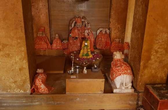 स्वर्णनगरी का सबसे प्राचीन मेला स्थल देवचन्द्रेश्वर महादेव मंदिर