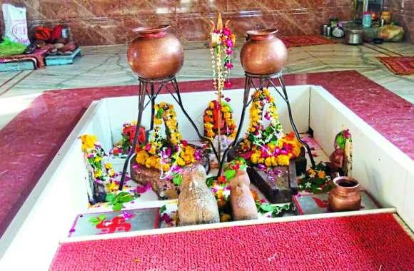 sawan ke sombaar 2019: पांडवों ने की थी गुप्तेश्वर महादेव की स्थापना