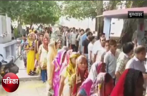 सावन के पहले सोमवार को मंदिरों में उमड़ी भक्तों की भीड़, देखें वीडियो