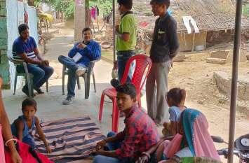 छात्रों से बोले प्राचार्य..मलेरिया से बचाव के लिए लगाएं मच्छरदानी