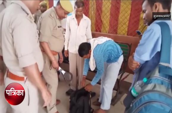 VIDEO : कावड़ियों की सुरक्षा के लिए अलर्ट में हुआ प्रशासन, चलाया चेकिंग अभियान