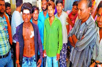 crime news : अपराधियों के हौसले बुलंद, जिले में लगातार बढ रही है घटनाएं