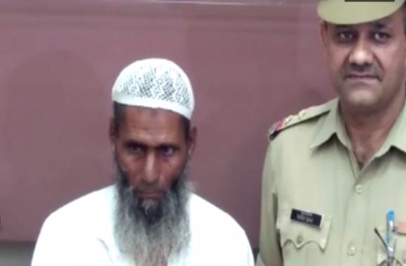 BIJNOR: बुजुर्ग ने मासूम बच्ची के साथ जंगल में किया दुष्कर्म का प्रयास, पुलिस ने आरोपी दबोचा- देखें वीडियो
