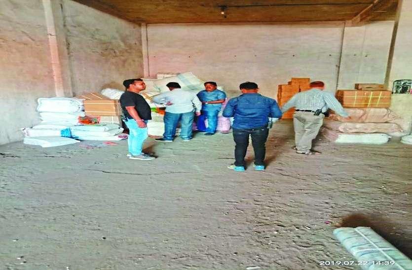 इंदौर से दूसरे शहर जा रही पॉलीथिन पकड़ी, 50 हजार का जुर्माना
