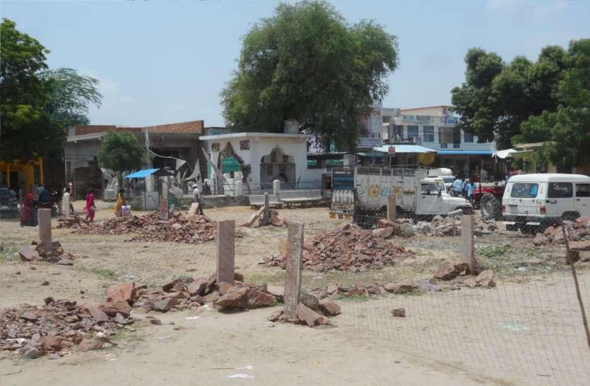 लूणवा में 36 लोगों द्वारा किया गया अतिक्रमण आज हटेगा