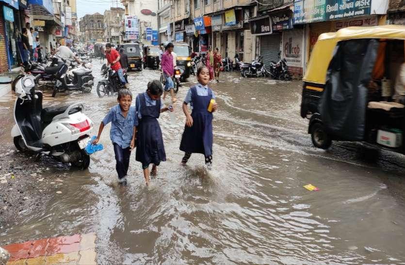 प्रदेश में मौसम की 28 फीसदी बारिश पूरी