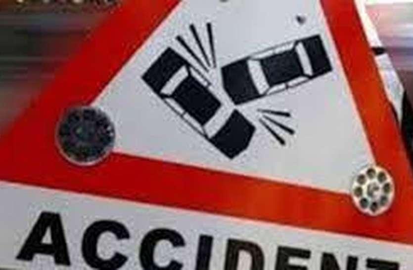 कावडी यात्री को मारी बाइक सवार ने टक्कर हुई मौत
