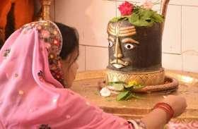 सावन के पहले सोमवार को लगे शिव मंदिरों में जयकारे...देखिए फोटो
