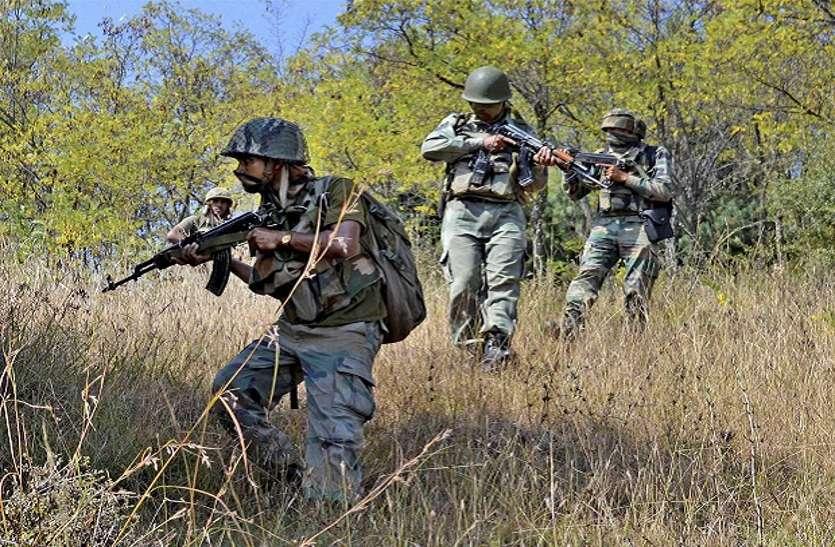 Police Naxal Encounter In Sukma, 1 Naxali Death - पुलिस ...
