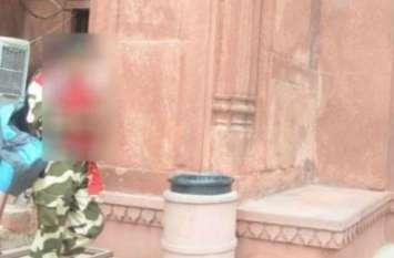 Taj Mahal की सुरक्षा में तैनात महिला कांस्टेबल ने CISF अधिकारी पर लगाया गंभीर आरोप, कार्यालय में बुलाकर...