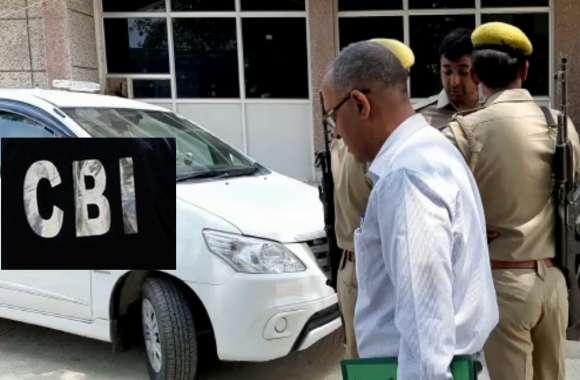अवैध खनन की जांच करने सीबीआई टीम पहुंची कौशाम्बी, खनन विभाग के दफ्तर के अभिलेख खंगाले