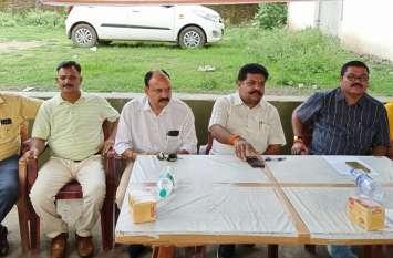 कांग्रेस जिले में बनाएगी 2 लाख प्राथमिक सदस्य