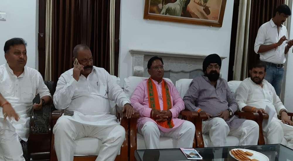 BJP former union minister