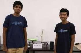 'फूड बडी' खिलाएगा बिना हाथ वालों को खाना, स्टूडेंट्स ने बनाया उपकरण