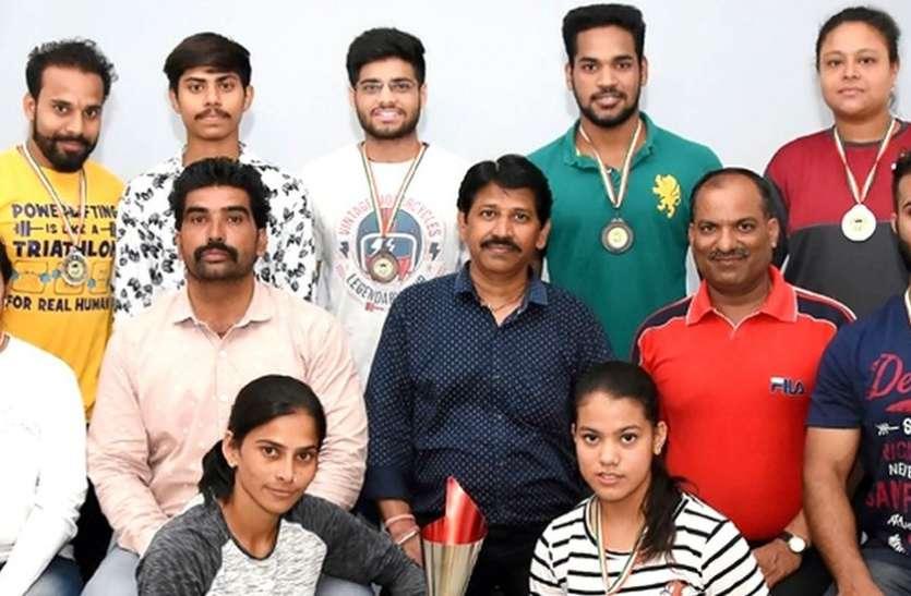 राज्य टीम चैंपियनशिप में महिला टीम उपविजेता
