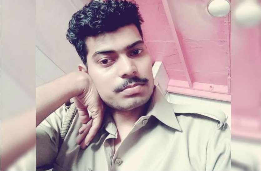 UP Police Constable पर लगा मासूम से कुकर्म करने का आरोप