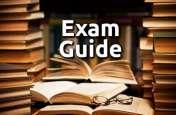 एग्जाम गाइड : प्रतियोगी परीक्षाओं की तैयारी करने में मददगार साबित होंगे ये प्रश्न
