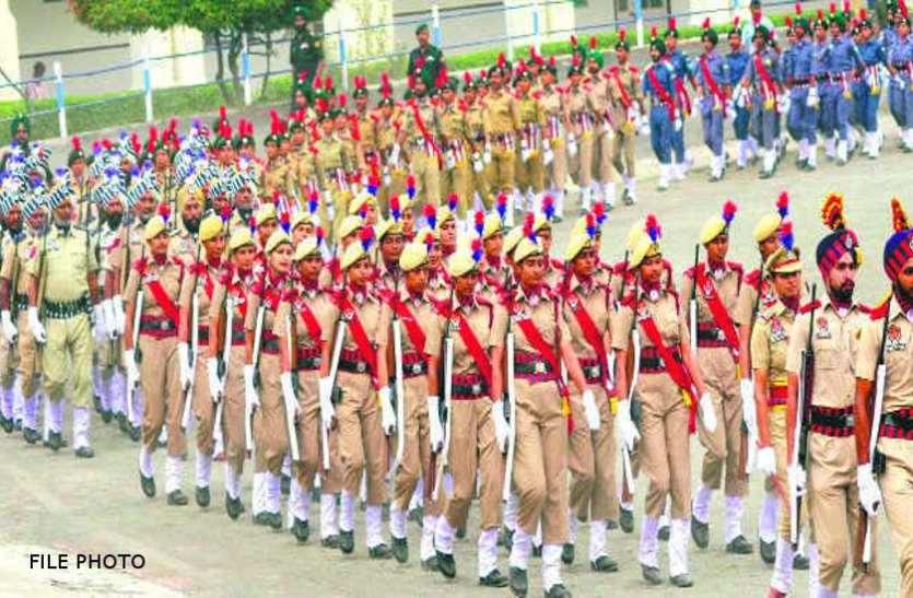 छत्तीसगढ़ पुलिस हैदराबाद में करेगी मार्चपास्ट और आंध्रा पुलिस शामिल होगी राजधानी के परेड में