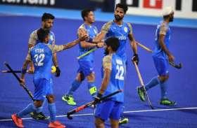ओलंपिक टेस्ट इवेंट के लिए 18 सदस्यीय भारतीय पुरुष हॉकी टीम का ऐलान