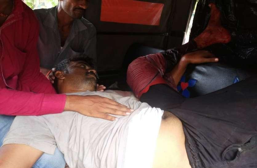 पन्ना में भाजपा कार्यकर्ता की गोली मारकर हत्या