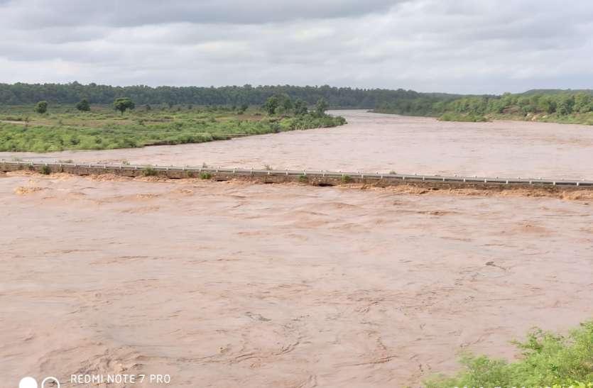 पानी-पानी हुआ श्योपुर, 12 घंटे में 195 मिमी बारिश