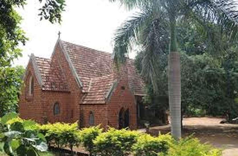 सेन्ट माक्र्स चर्च हुआ १०० साल का