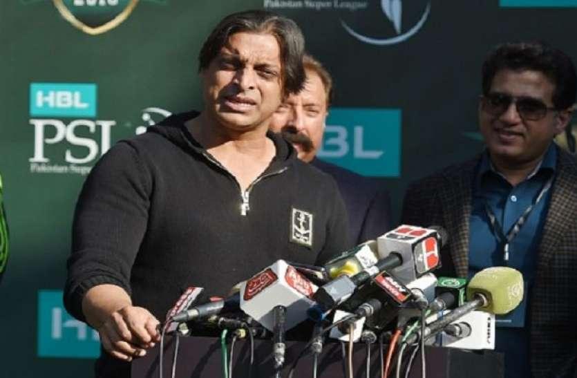 शोएब अख्तर ने उड़ाया पाकिस्तान टीम मैनेजमेंट का मजाक, कहा- क्रिकेट के बारे में कुछ नहीं जानते