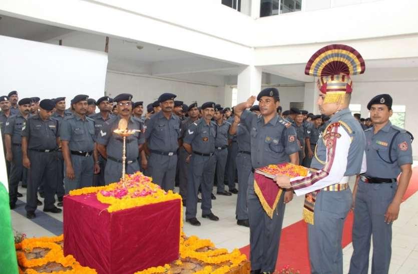 NDRF ने कारगिल विजय दिवस पर शहीदों को दी श्रद्धांजलि