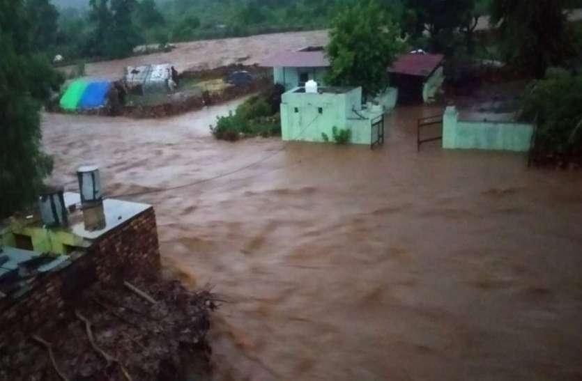 Heavy Rain in kota Division - Kota News in Hindi - Weather