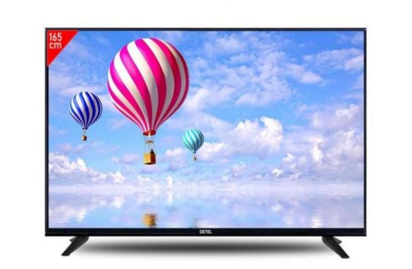 Detel ने 64 इंच का Smart 4K TV किया लॉन्च, कंपनी की साइट पर चल रहा Monsoon Dhamaka सेल