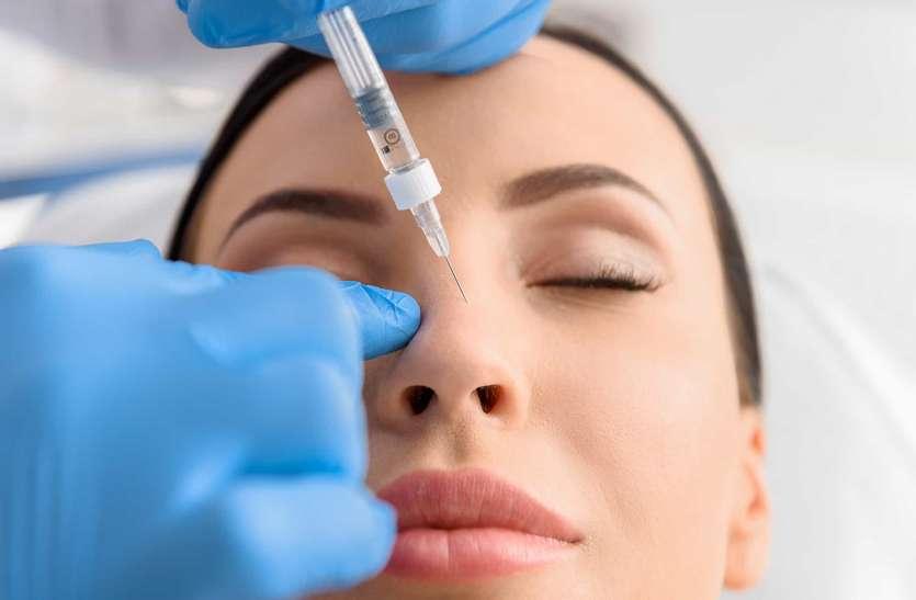 नाक की बाहरी संरचना को सुधारने में उपयोगी है राइनोप्लास्टी