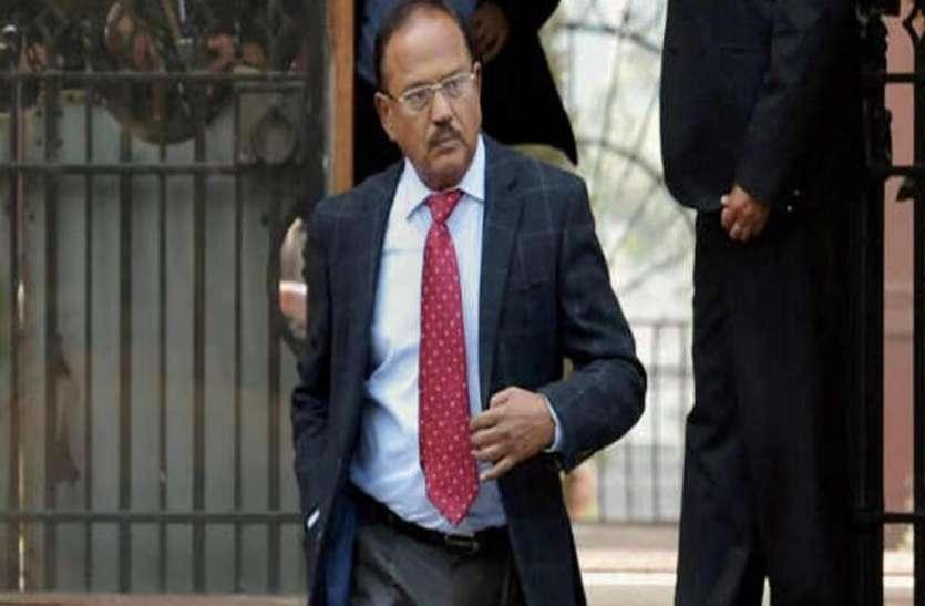 कारगिल विजय दिवस से पहले खुफिया मिशन पर कश्मीर पहुंचे NSA अजीत डोभाल