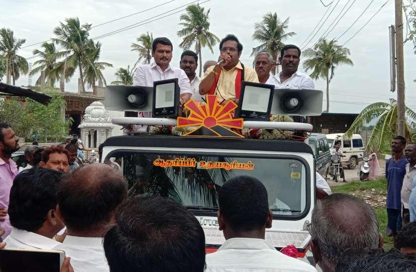 chennai news in hindi: मुख्यमंत्री पलनीस्वामी वेलूर लोकसभा क्षेत्र में करेंगे दो दिन  प्रचार