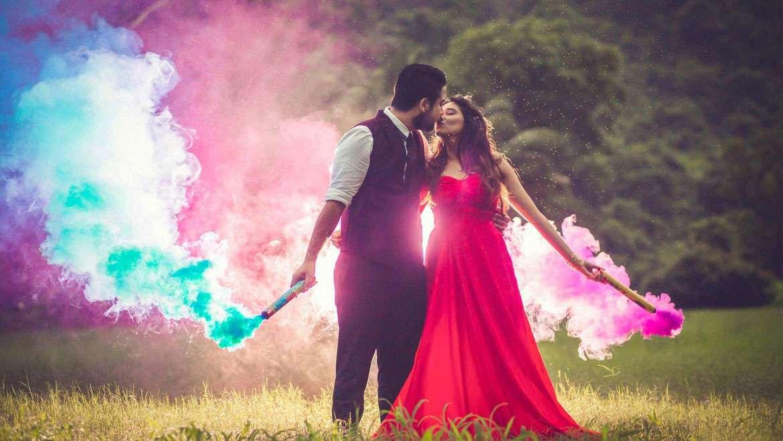 cheap Pre-wedding photoshoot