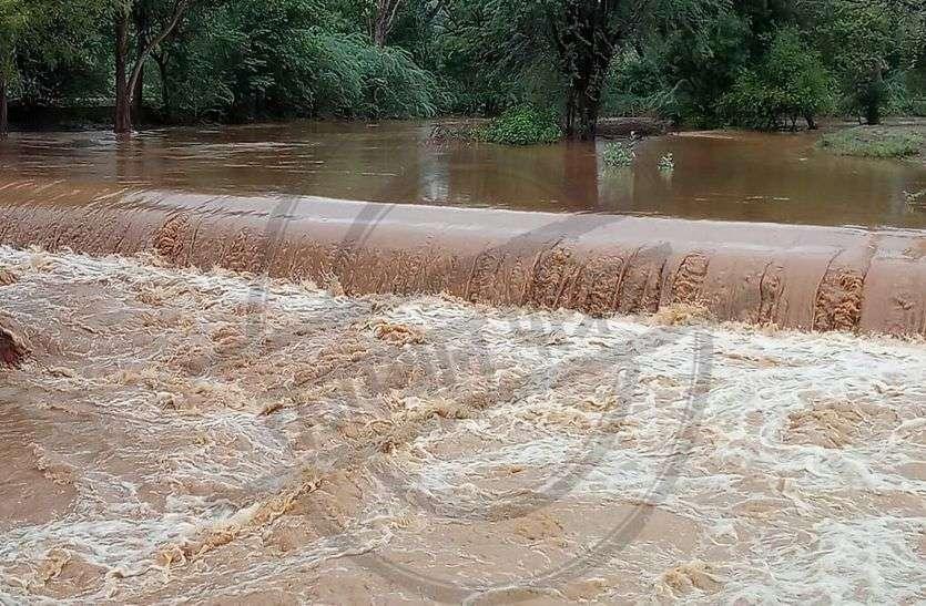 Heavy Rain In Alwar District Break Record Of 15 Years